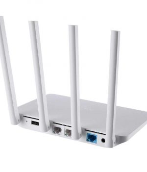 Original Xiaomi Mi 3 1200Mbps Router Price in Bangladesh.