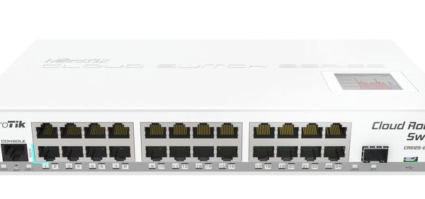 Mikrotik CRS125-24G-1S-IN Router Price in Bangladesh