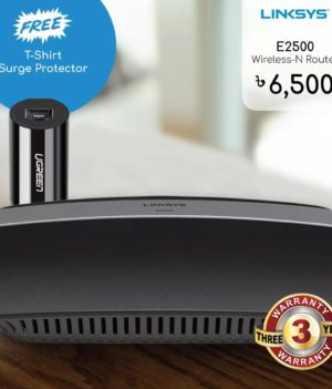 Linksys E2500 Router in Bangladesh.