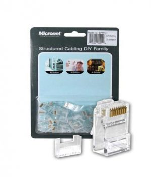 Micronet SP1113 Cat6 RJ45 Connector Price in Bangladesh