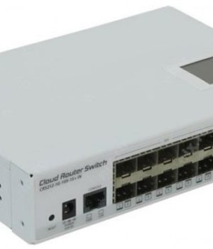 Mikrotik CRS212-1G-10S-1S+IN Router Price in Bangladesh_Independenttechbd.com