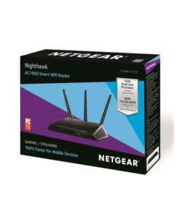 REVIEW : Netgear R7000 Nighthawk Router