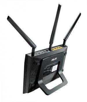 ASUS RT-AC66U AC1750Mbps Gigabit Router in Bangladesh.