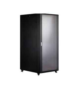Pushi 32U Glass Door Cabinet Rack Price in Bangladesh.