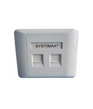 Systimax Face Plate Price in Bangladesh