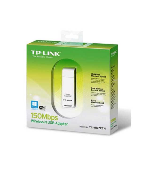 TP-Link TL WN727N Price in Bangladesh.