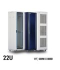 Toten 22U Server Rack Cabinet Price in Bangladesh.