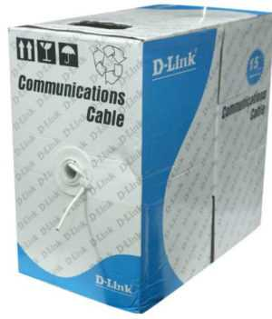 D-Link Cat-5 305m UTP Cable Price in Bangladesh.
