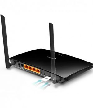 TP-Link TL-MR6400 300Mbps Wireless N Router 4G LTE