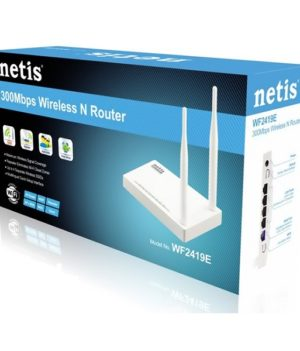 Netis WF2419E 300Mbps Router Price in Bangladesh.