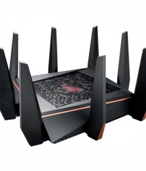 Asus ROG Rapture GT-5300 Router Price in Bangladesh.