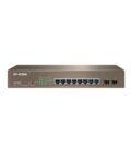 IP-COM G3210P 8 Port SFP PoE Switch Price in Bangladesh