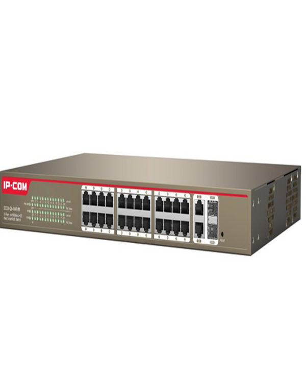 IP COM S3300-18 Web Smart Switch Price in Bangladesh