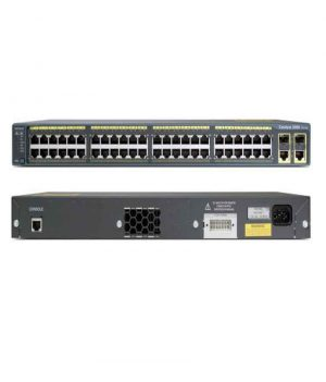 CISCO WS-C2960+48TC-L Catalyst Switch Price in Bangladesh