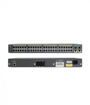 Cisco WS-C2960+48TC-L Catalyst Price in Bangladesh