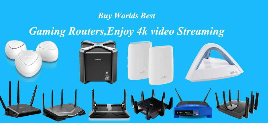 Gaming Router Price in Bangladesh