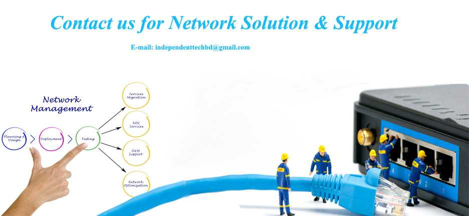 Network Support in Bangladesh