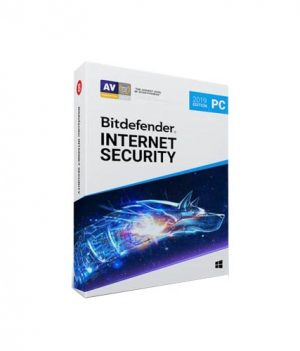 Bitdefender Internet Security 1 User Price in Bangladesh