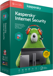 Kaspersky 3 User Internet Security Price in Bangladesh