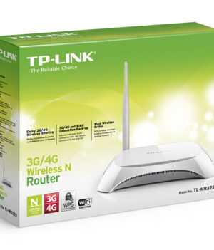 TP-Link TL-MR3220 150Mbps 3G Wireless Router Price in Bangladesh.