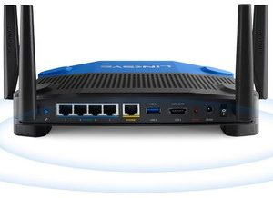 Linksys WRT1900ACS Dual-Band WiFi Router Price in Bangladesh.