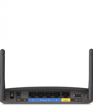 Linksys EA2750 N600 Dual-Band WiFi Router Price in Bangladesh.
