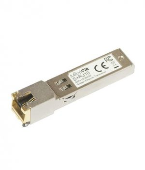 Mikrotik S+RJ10 10G SFP+ Copper Module Price in Bangladesh
