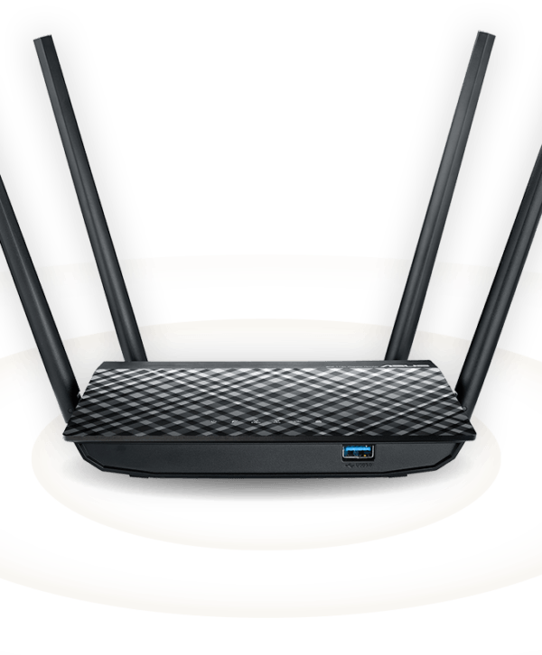 Buy ASUS RT-AC1300UHP AC1300 DUAL-BAND High Power Wi-Fi Router  Price in Bangladesh.