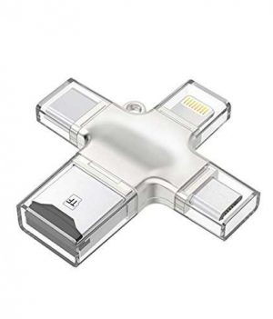 Transcend 32gb 4 in 1 y disk flash drive