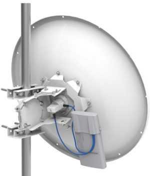Mikrotik mANT30 PA Parabolic dish antenna for 5GHz, 30dBi gainPrice in Bangladesh.