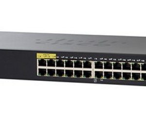 Cisco SG350-28P 28-Port Gigabit PoE Managed Switch Price in Bangladesh.