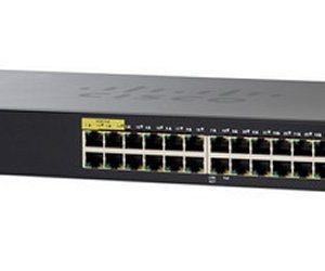 Cisco SG350-28P 28-Port Gigabit PoE Managed Switch Price in Bangladesh.