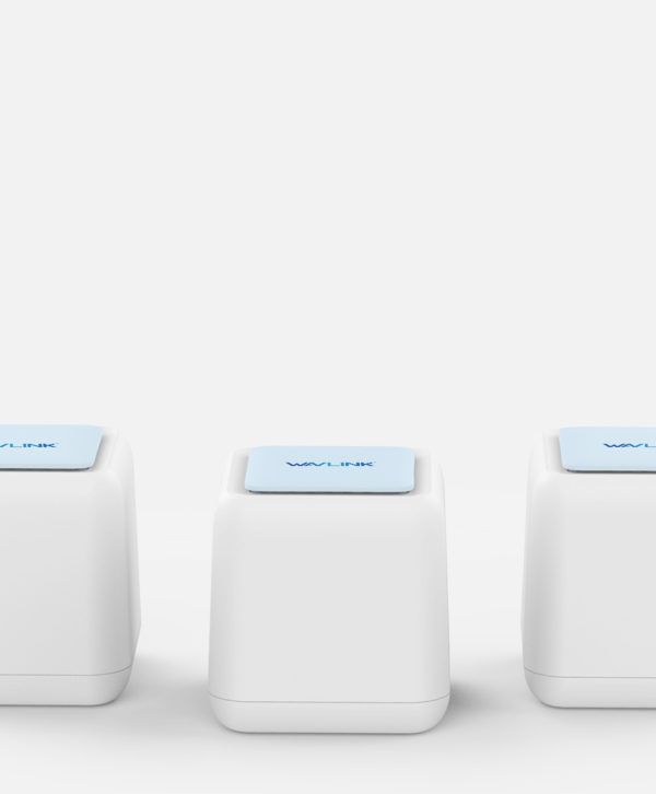 Wavlink WN535K3 HALO Base – AC1200 Dual-band Whole Home WiFi Mesh System Price in Bangladesh.