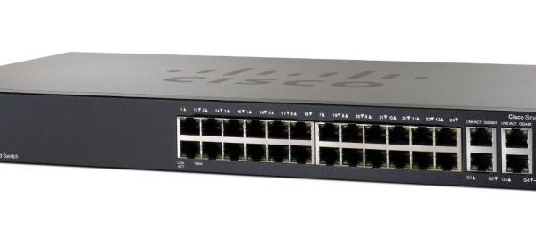 Cisco SF300-24 24-Port Switch Price in Bangladesh.