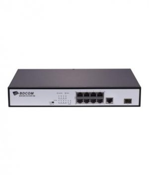BDCOM S1210-8P-150 Switch Price in Bangladesh