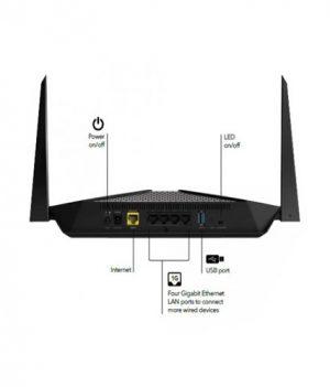 Netgear RAX40 Nighthawk AX4 Router Price in Bangladesh