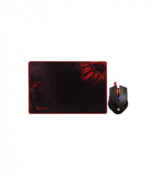 A4tech Bloody Q8181S Gaming Mouse & Mouse Pad Price in Bangladesh