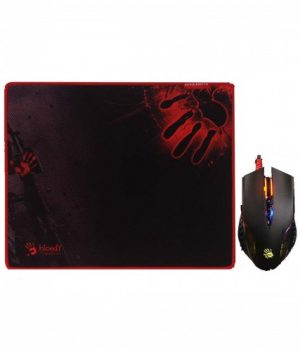A4tech Bloody Q8181S Gaming Mouse & Mouse Pad Price in Bangladesh.