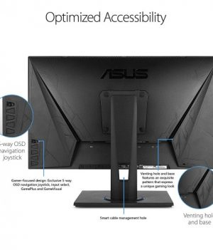 ASUS VG245HE 24-inch Monitor Price in Bangladesh.