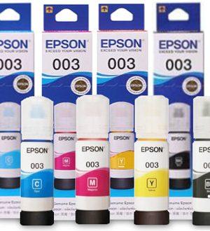 Epson 003 65ml Ink Bottle Price in Bangladesh.