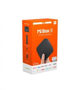 Xiaomi MI Box S MDZ-22-AB Android TV Box Price in Bangladesh