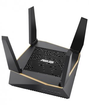 ASUS RT-AX92U AX6100 Tri-Band Router Price in Bangladesh.