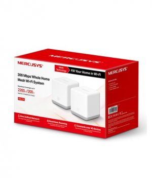 Mercusys Halo S3 Home Mesh Price in Bangladesh