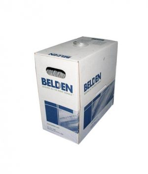 Belden Cat 6 UTP Cable Blue Price in Bangladesh