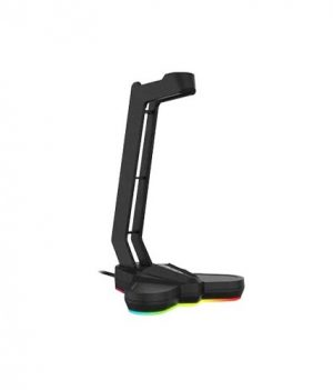 Fantech AC3001S RGB Tower Headphone Stand Price in Bangladesh