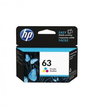 HP 63 Tri-color Ink Cartridge Price in Bangladesh