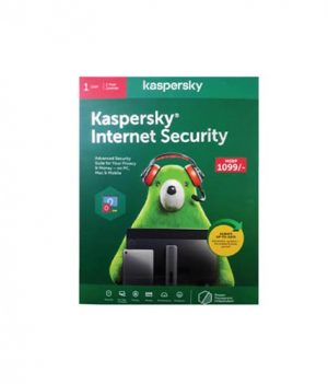 Kaspersky Internet Security 1 User Price in Bangladesh