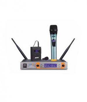 BNK - BK9C 2 Professional Wireless Microphone Price in Bangladesh