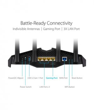 Asus RT-AX82U AX5400 Router Price in Bangladesh