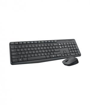 Logitech MK235 Keyboard Price in Bangladesh